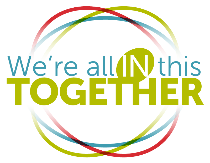 IN Together Logo
